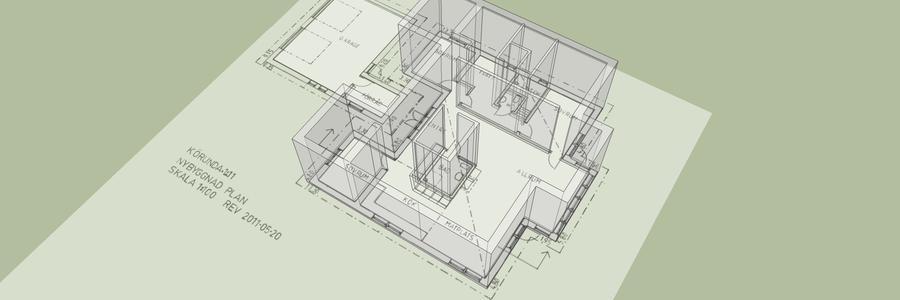 Ritning, Projektering & Kontrollansvarig